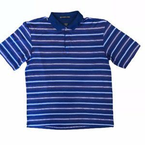 Nike TW Tiger Woods Polo Shirt Mens Large